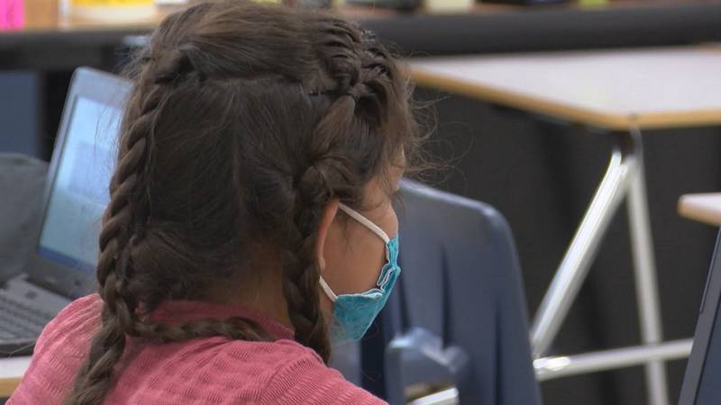 Students and staff in certain special education programs will be required to wear face...