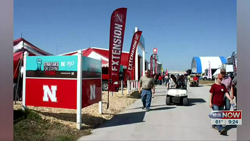 We learn what Nebraska Extension experts will be doing at this year's Husker Harvest Days.