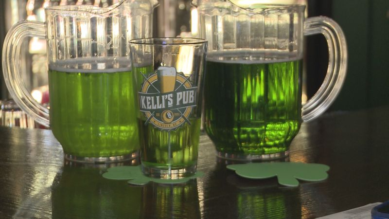 One year ago today St. Patrick's Day festivities were not happening. The pandemic was just...