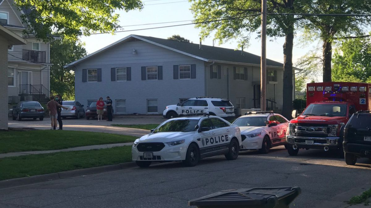 Lincoln Police are investigating what officers believe was an accidental shooting near 46th and Starr (Source: LPD)