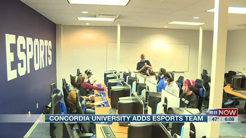Concordia University Nebraska adds esports team