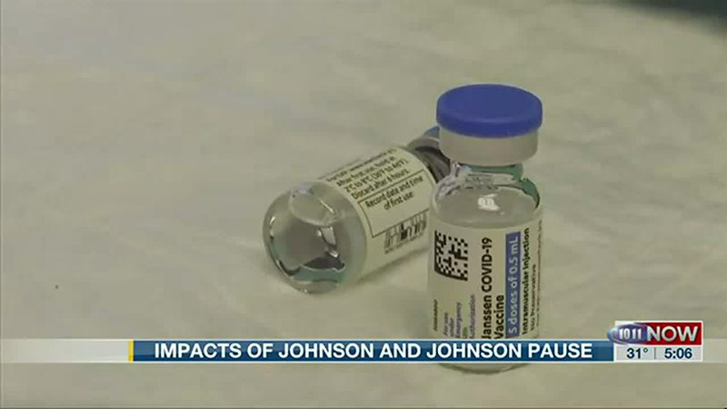 Pause on Johnson and Johnson vaccine means it's harder to vaccinate some groups