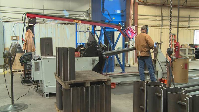 A manufacturing business continues to provide equipment for the electric utility industry and...