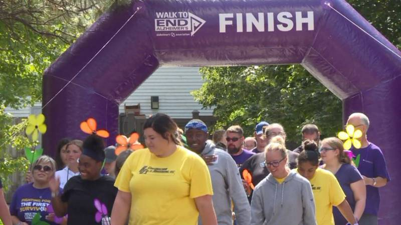 The walk will have be music, food and slideshows from walks in years past. The goal for this...