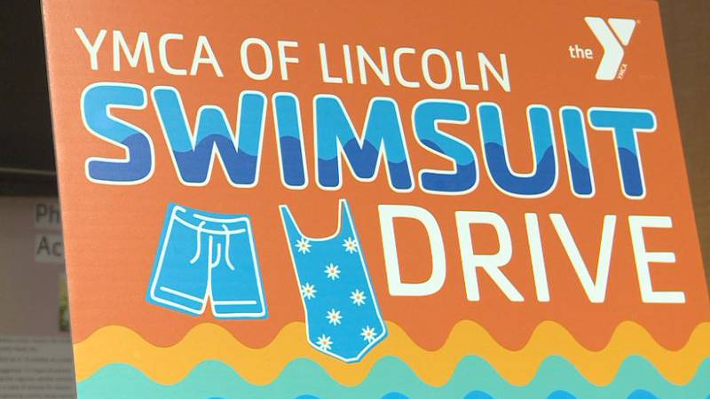 Lincoln swimsuit drive will be held at all four YMCA locations until May 23