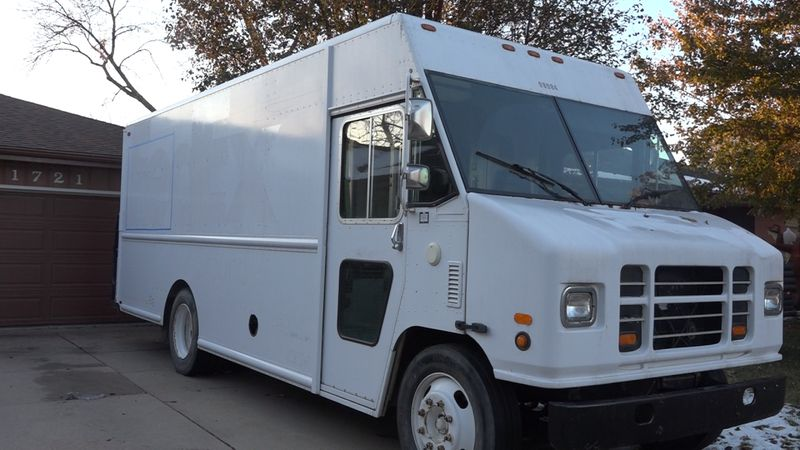 In just a few months, one Lincoln man hopes to bring a new kind of food truck to the city. But...