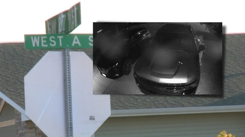 West A neighbors frustrated as car break-ins continue