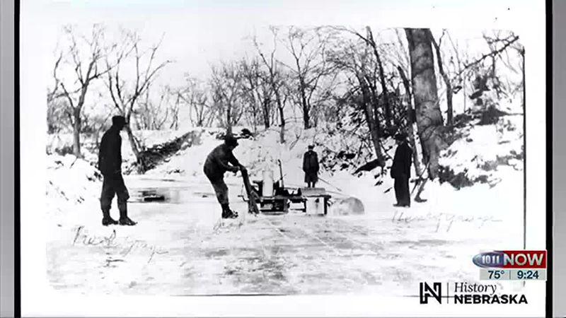 We discover Nebraska's ice industry in this History Nebraska segment.