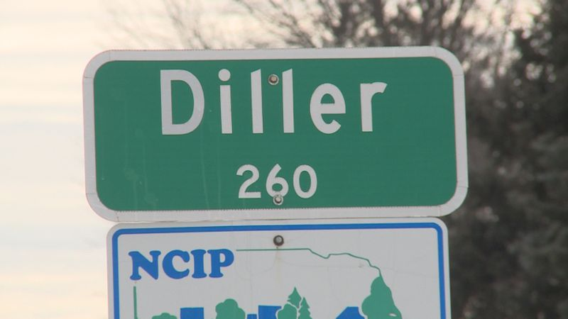 Through grants from the local community fund, people who live in Diller are making their town...