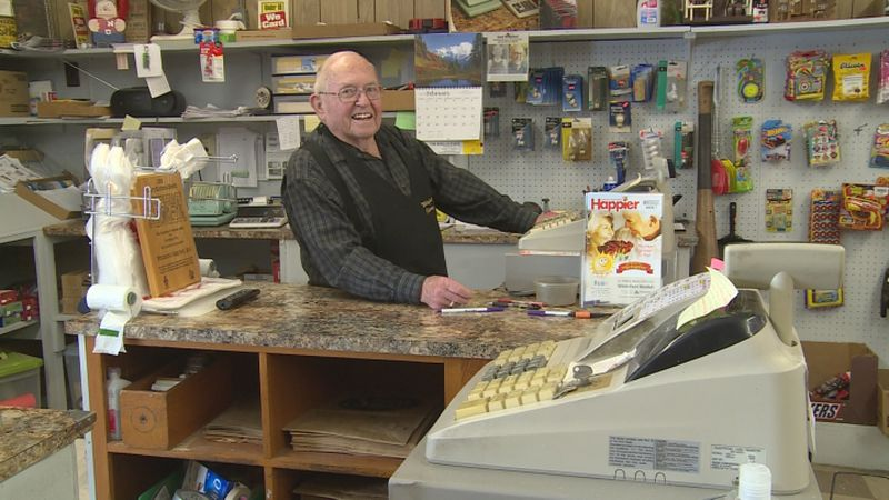 After decades of working at the same business, Gene Whitefoot still loves to get up every...