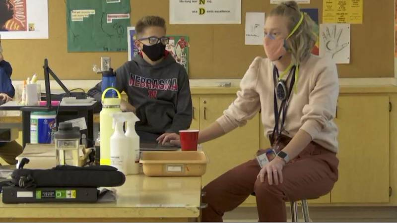 The district has decided to pay teachers an extra stipend to help teach students in quarantine.