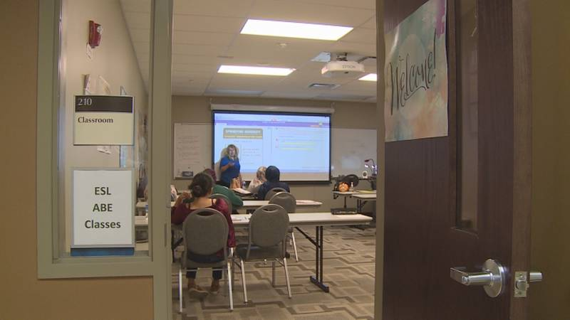 Central Community College is improving the lives of some Lexington residents through adult...