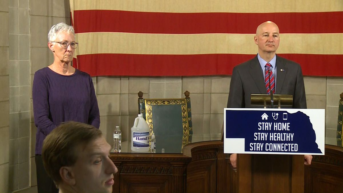 Gov. Ricketts says Nebraska does not need to go to a stay-at-home order after speaking with Dr. Anthony Fauci