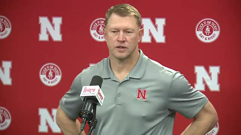 Scott Frost on his coaching focus