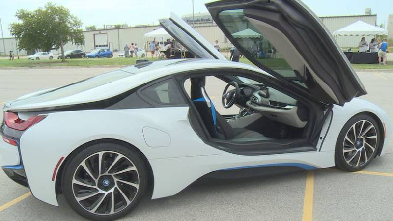 Lincoln Electric System hosted the city's first large-scale Electric Vehicle Ride and Drive...