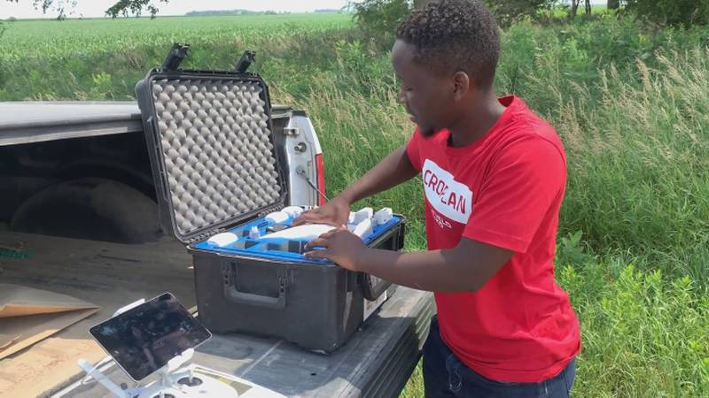 For two summer interns, the experiences they gained at Frontier Cooperative will be valuable...