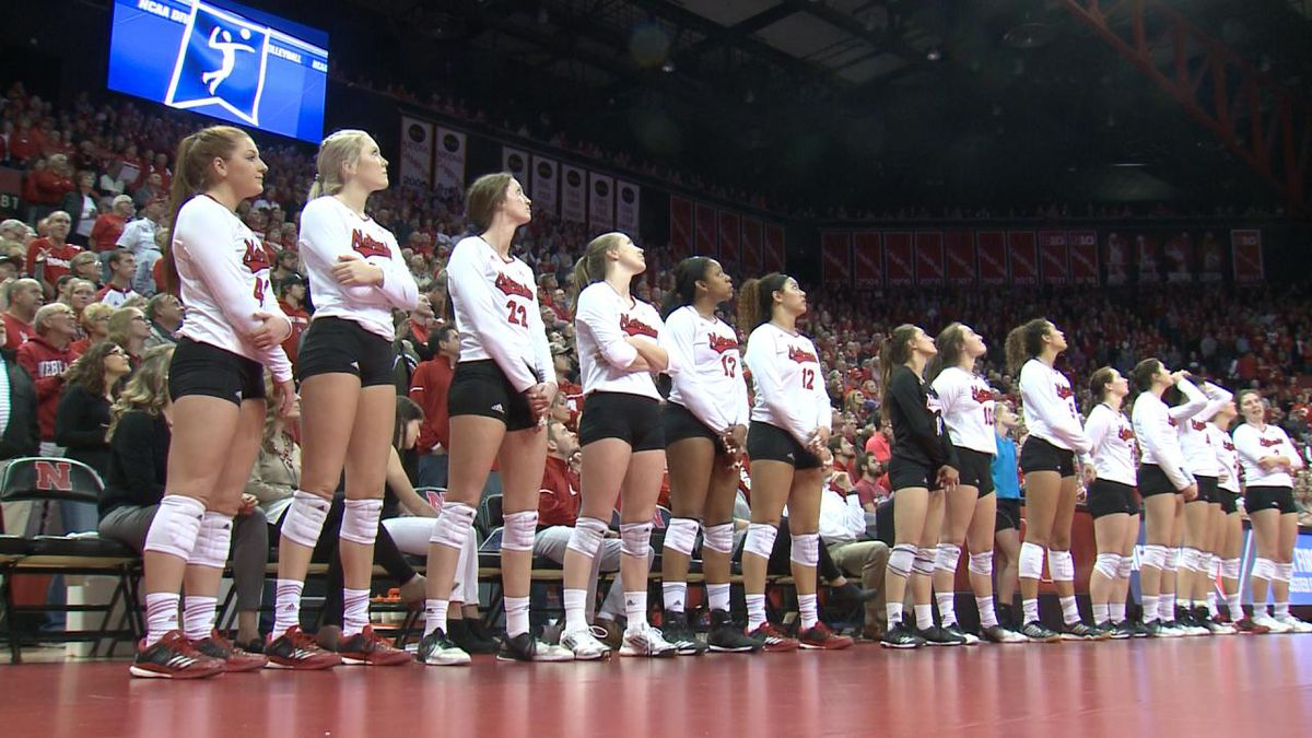 Husker Volleyball To Have 6 Matches Televised On Net