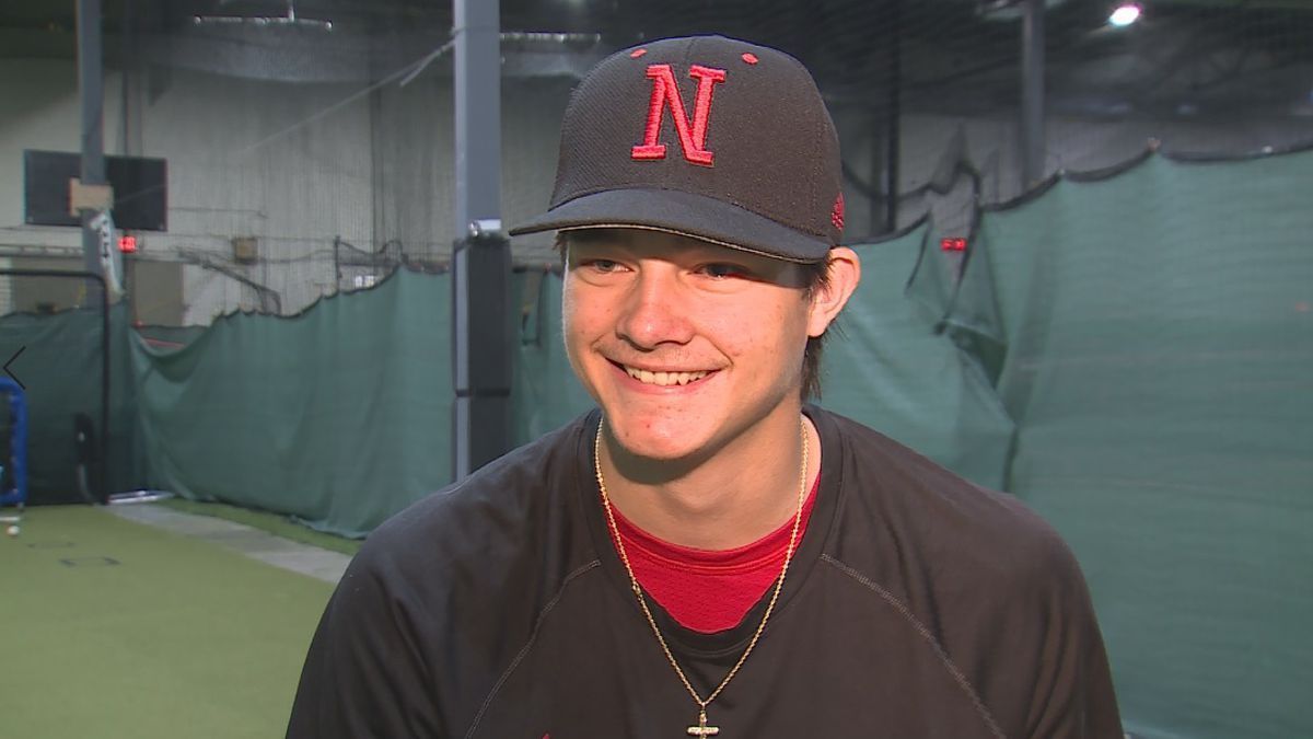 Nebraska's Cade Povich talks to WOWT about the shortened college baseball season and what he...