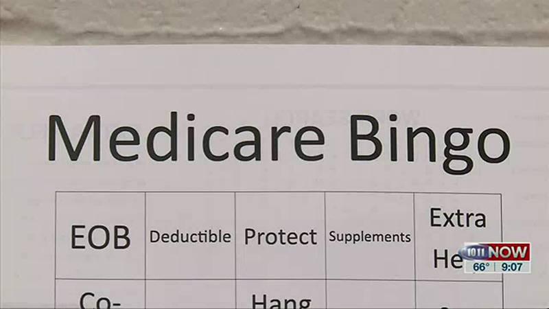 Nebraska SHIP is using a form of bingo to help seniors better navigate the world of Medicare.