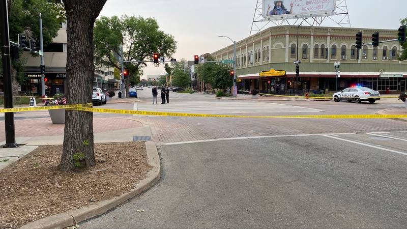 Lincoln Police said one person is in critical condition after a shooting on 14th and O Streets...