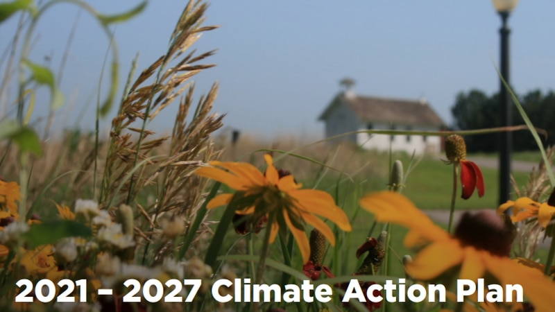 The Lincoln City Council approved the city's climate action plan which sets goals for 2050.