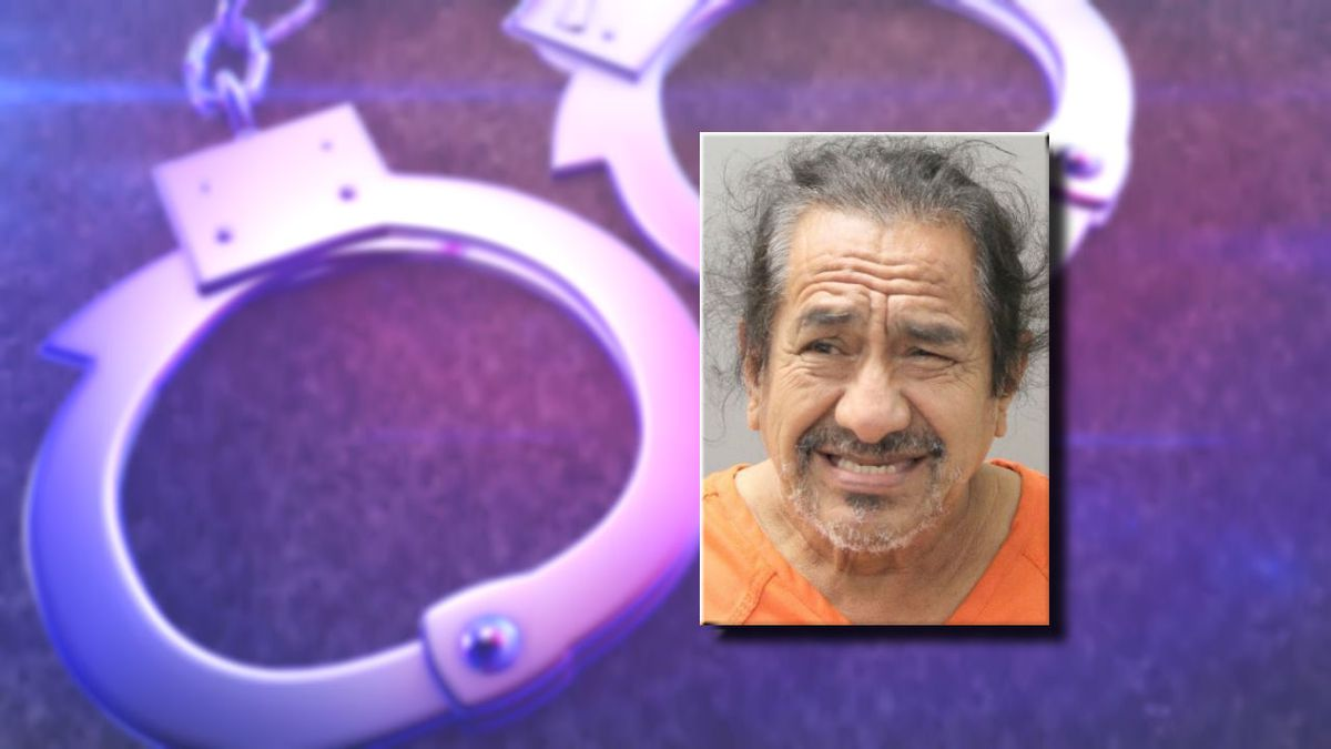 60-year-old Mario Reyes was booked on attempted murder charges.