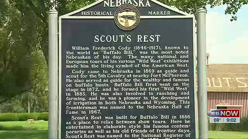 In this story, we find out what visitors can see at Scout's Rest Ranch in North Platte.