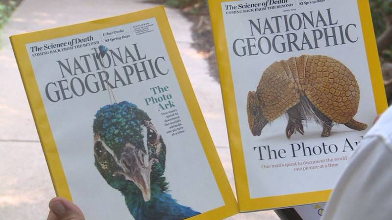 Lincoln native, Joel Sartore, started the National Geographic Photo Ark to raise awareness...