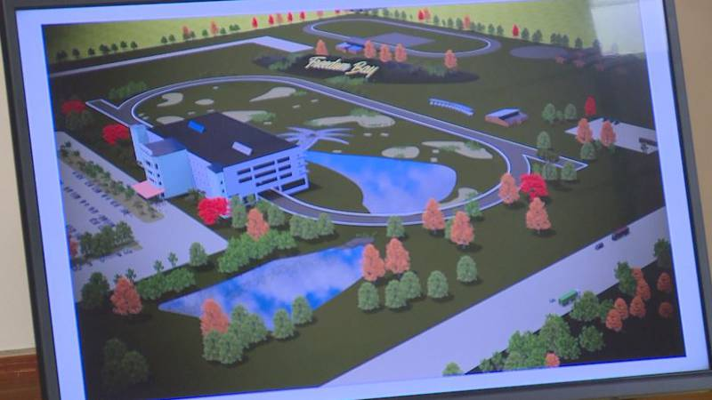 A good bit of developers said they're hoping to build race tracks since it allows them to build...