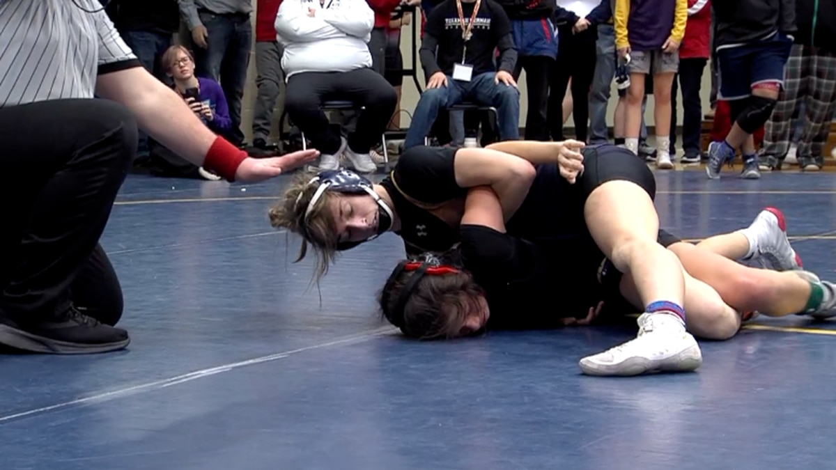 The NSAA Board of Directors voted 7-1 to add girls wrestling as an emerging sport for this...
