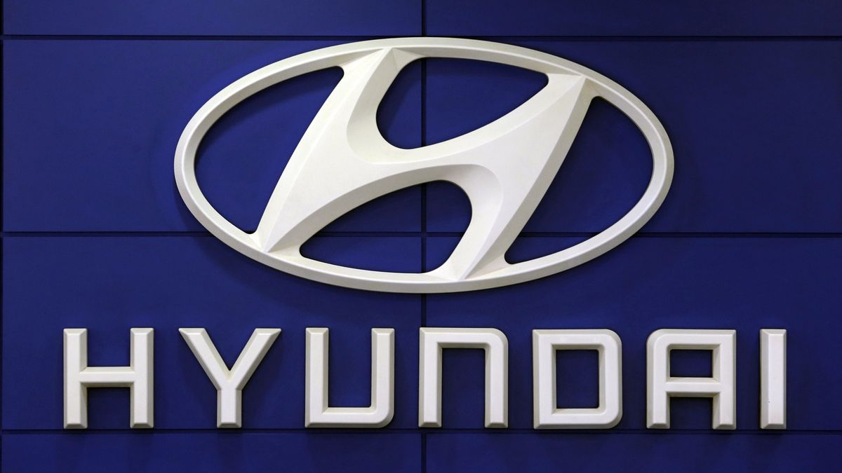 FILE - This July 26 2018 file photo shows the logo of Hyundai Motor Co. in Seoul, South Korea.