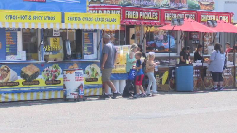 Nebraska State Fair final day