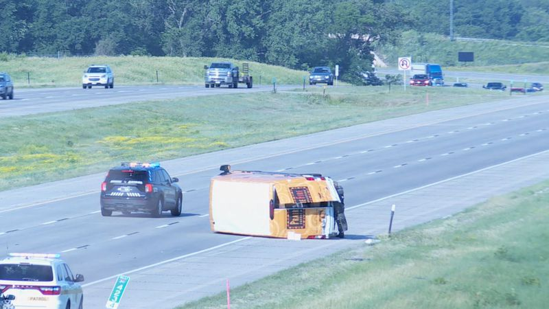 A stretch of I-80 near Ashland is closed because of a serious crash that included a fatality,...