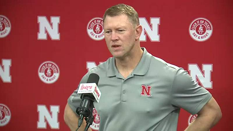 Scott Frost says that the Huskers are a tough team, but could be tougher.