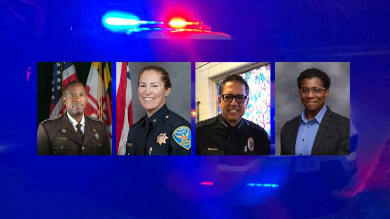 Lincoln Police Chief Finalists