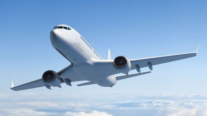 Flying Airplane generic
