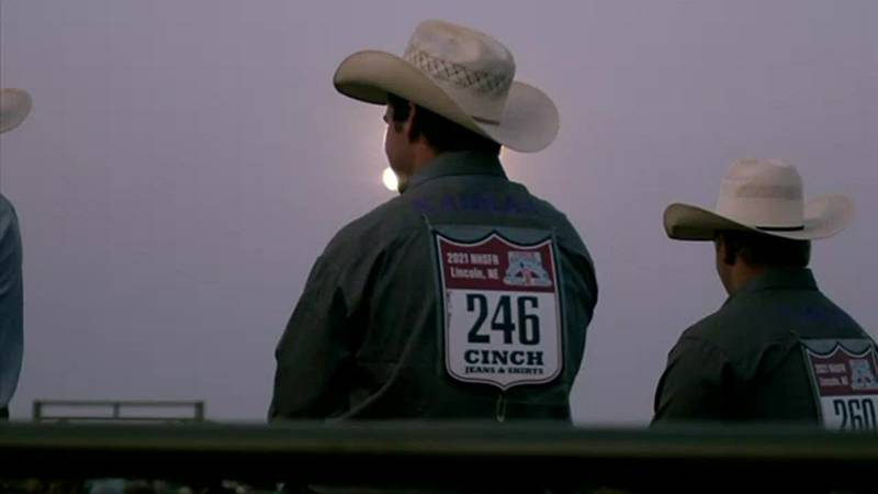 The rodeo continues in the capital city and Nebraska contestants enjoy the hometown crowds.