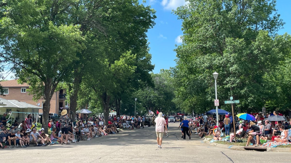 Every Fourth of July, an estimated 50,000 people flood into Seward to see the parade to watch...
