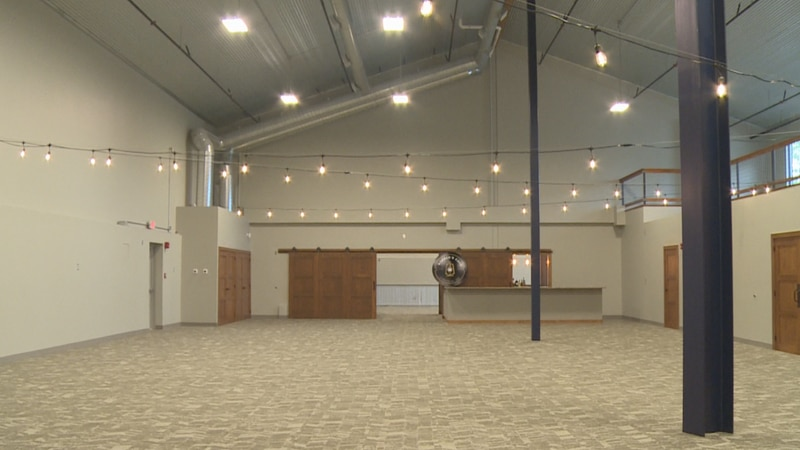Robber's Cave reopens as event space