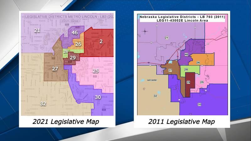 Redistricting shifts Lincoln legislative lines