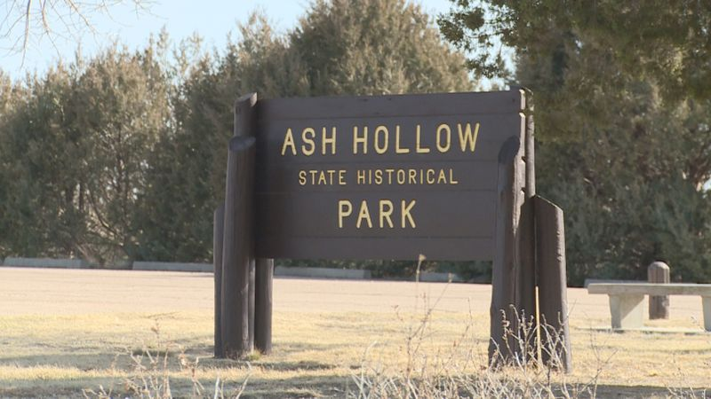 Ash Hollow State Historical Park near the west end of Lake McConaughy in Garden County is a...
