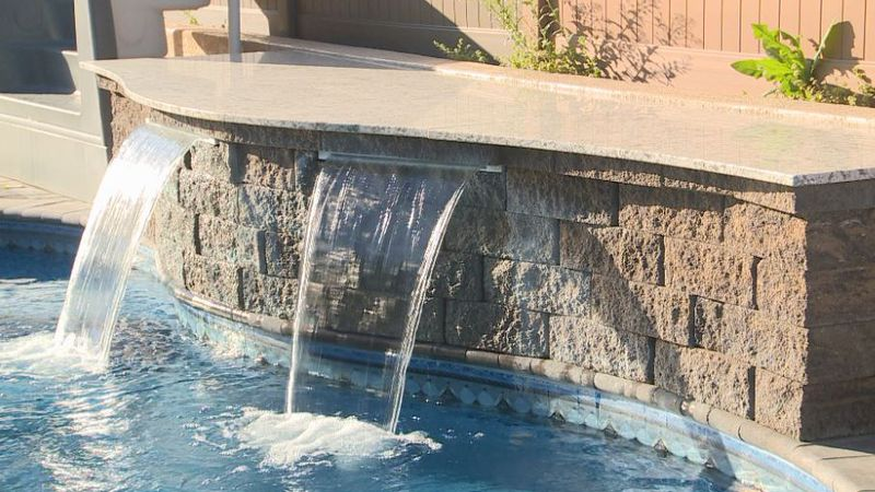 Owner of Supreme Spa & Pool says substitutes can be used for residential pool owners