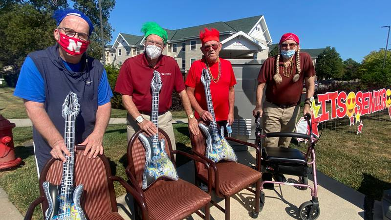 Saturday was National Senior Citizens Day. One Lincoln assisted-living center celebrated by...