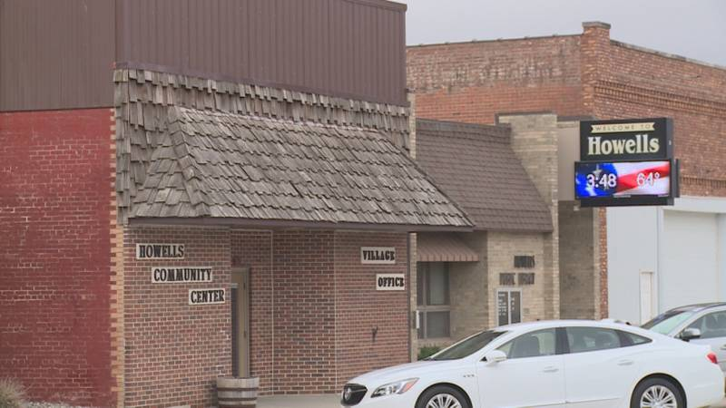 Howells is a vibrant community in Colfax county, and the local community fund there is making a...