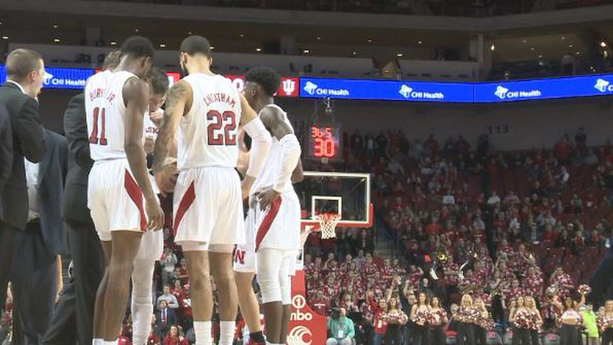 Nebraska loses to Indiana for the second time this year. The Huskers are now 2-5 in Big Ten play.