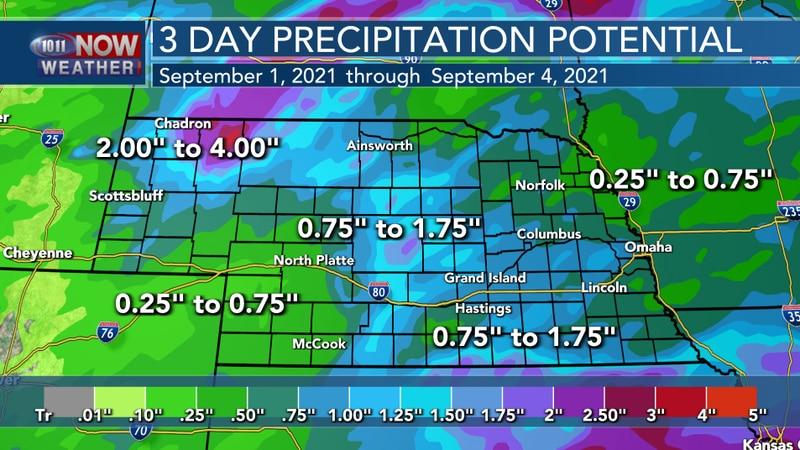Precipitation Potential