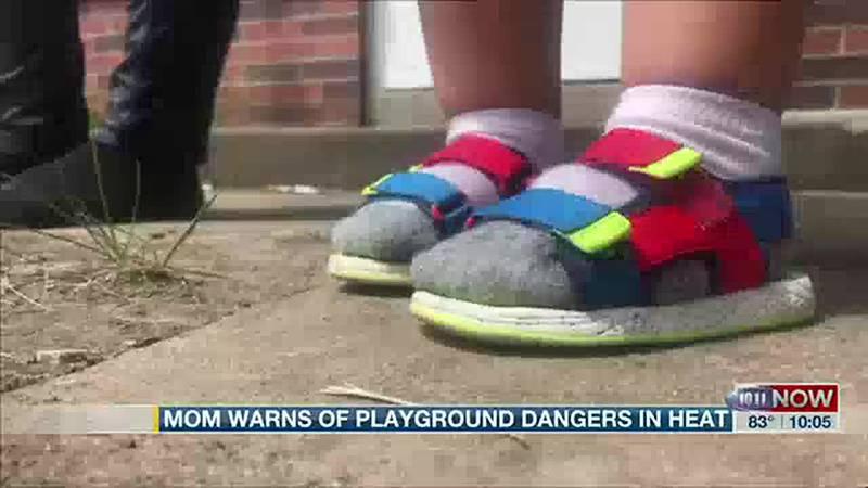 playground burns