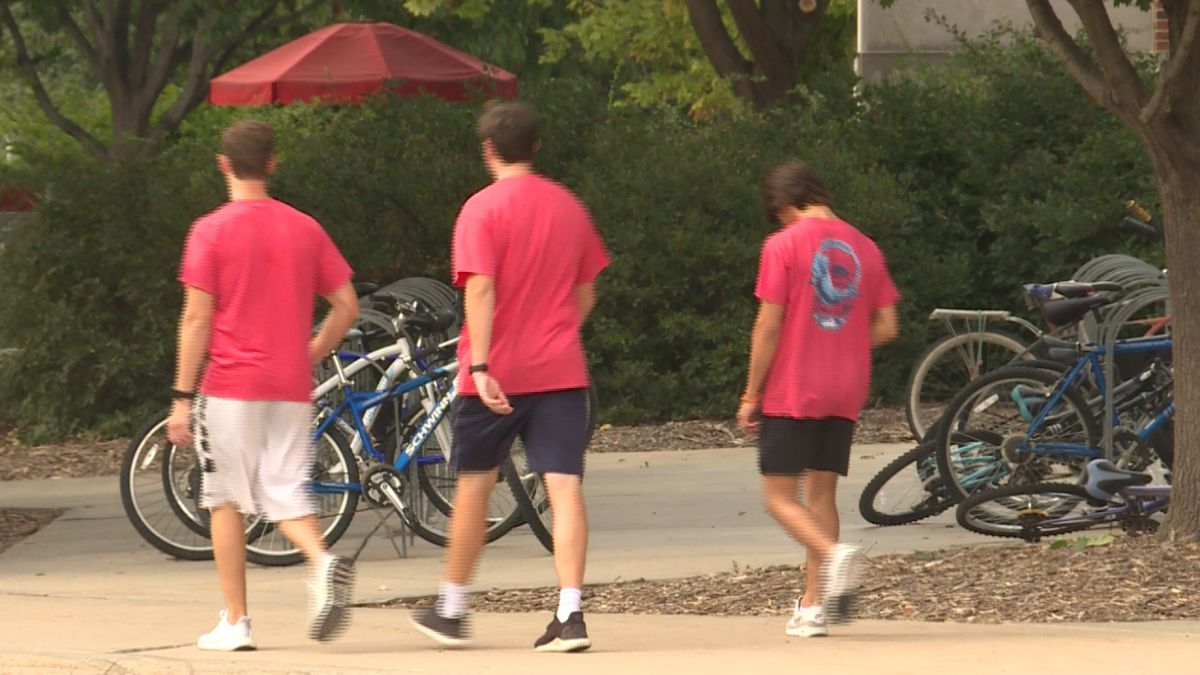 The University of Nebraska is preparing for a lot of new stuff this year, between new students,...