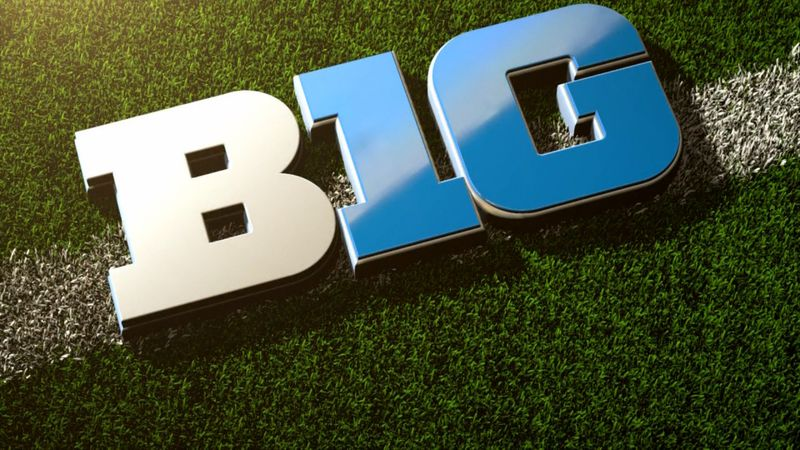 The Big Ten conference features 14 member institutions.