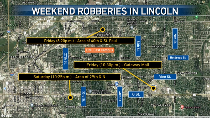 LPD had a busy weekend responding to at least three robberies and numerous car break-ins across...